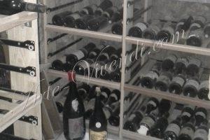 Cave a vin en bois